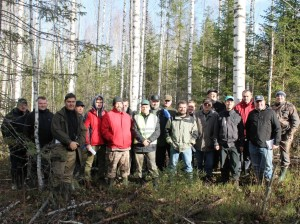 THE FIRST BOREAL FOREST PLATFORM WORKSHOP HAS TAKEN PLACE