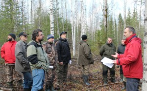 Interviews with participants of the international seminar in the Republic of Komi