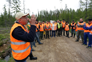 THE DISCUSSION WITHIN THE FRAMEWORK OF BOREAL FOREST PLATFORM GAINS MOMENTUM