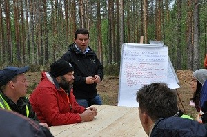 Workshop «Efficient and sustainable forestry: Finland – Russia», June 13-14, 2017