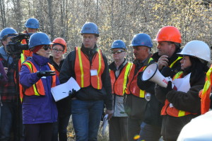 """Field Workshop """"Sustainable Forestry - a Dialogue Between Canada and Other Countries"""", October 2-5, 2017, Canada"""
